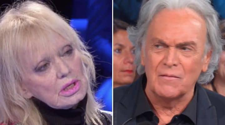 Rita Pavone e Riccardo Fogli