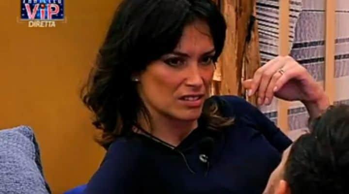Fernanda Lessa al GF Vip