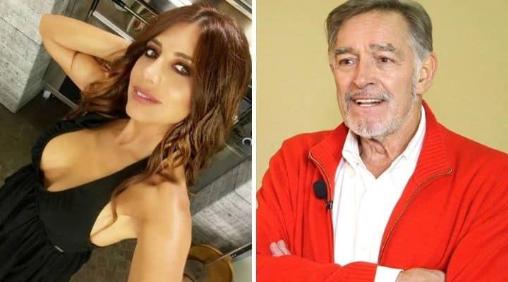 Emanuela Tittocchia e Fabio Testi