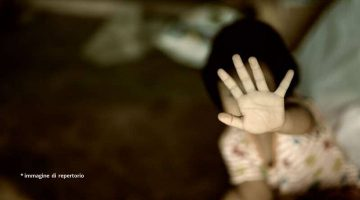 Bambina vittima di violenza