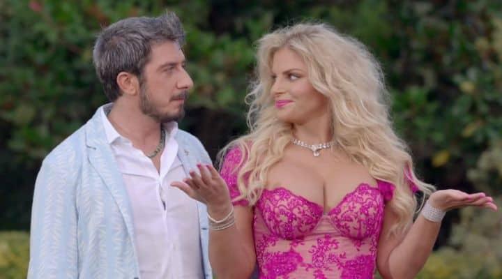 Paolo Ruffini e Francesca Cipriani