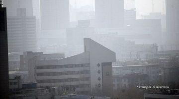 Città invasa dallo smog