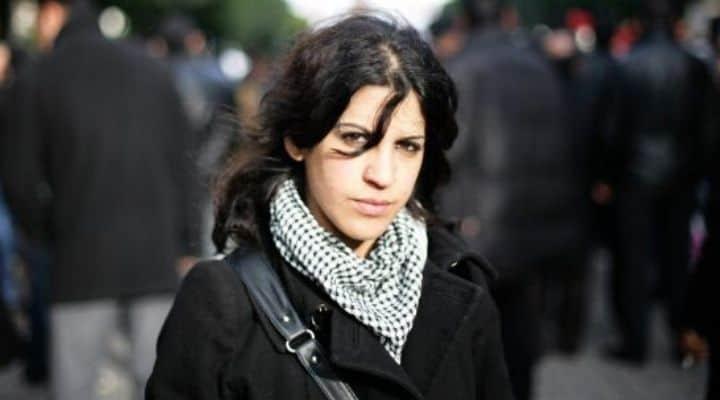 Morta Lina Ben Mhenni, la voce della primavera araba in Tuni