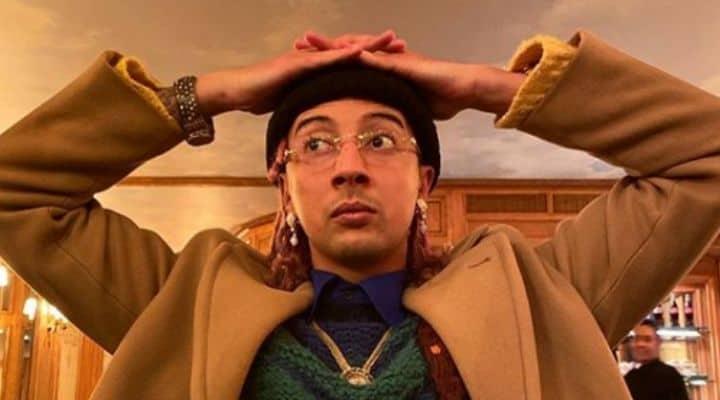 Il rapper Ghali