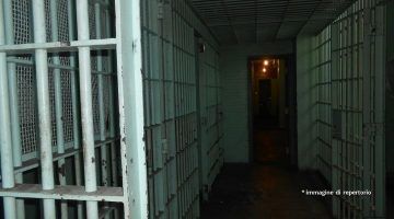 Cella di un carcere