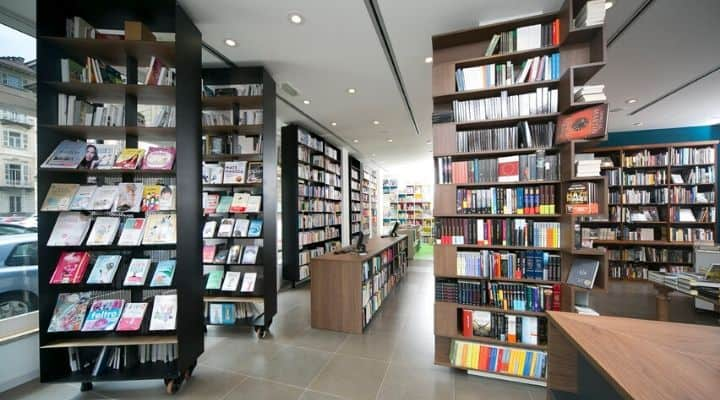 Libreria Paravia di Torino