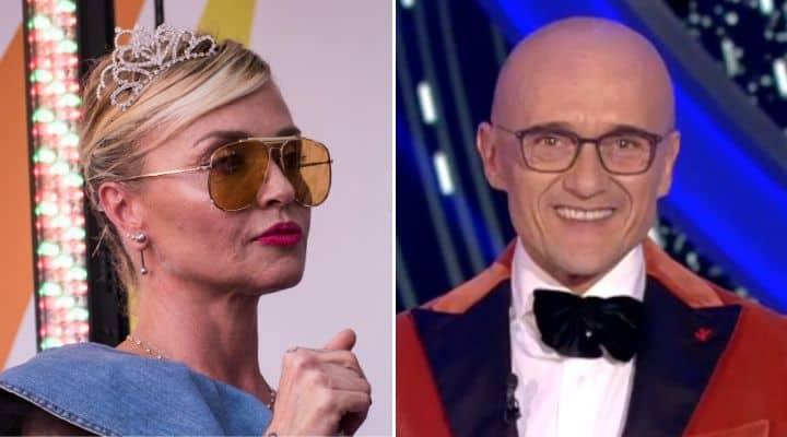 """GF Vip, Paola Barale attacca Signorini: """"Pubblica foto rubat"""