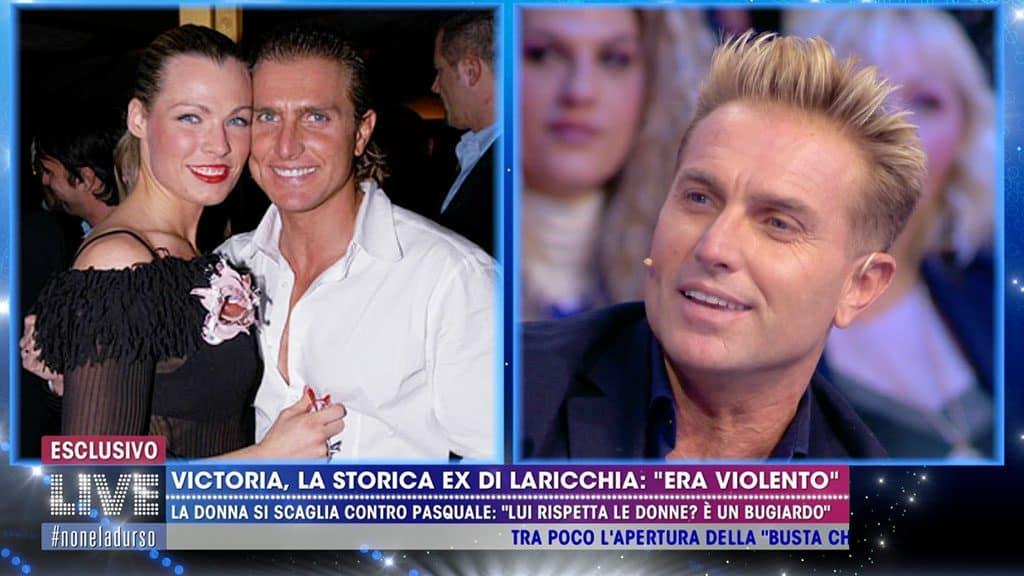 """Pasquale Laricchia, accusa choc della sua ex: """"Sei stato vio"""