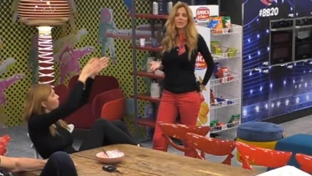 Rita Rusic sbotta con Adriana Volpe: