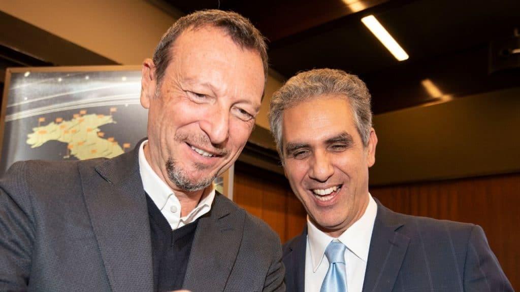 Sanremo, non c'è pace per Amadeus: l'attacco contro il rap