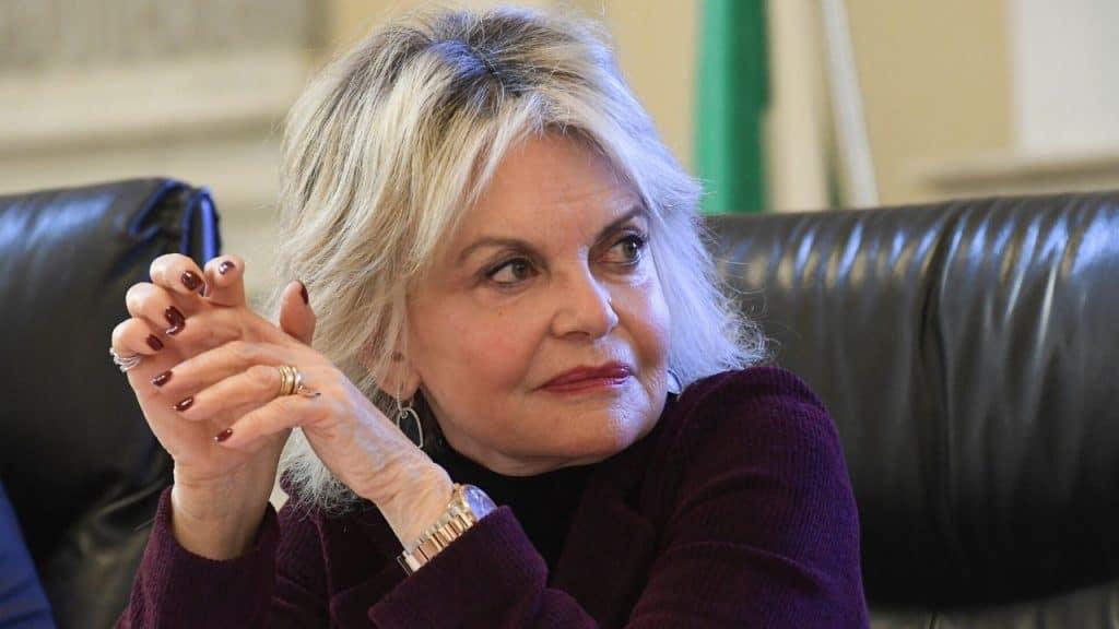 Augusta Iannini e Bruno Vespa: un amore che dura da 40 anni