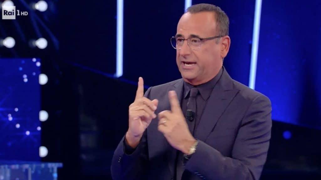 Top Ten: Carlo Conti dirige il nuovo programma in onda da gi