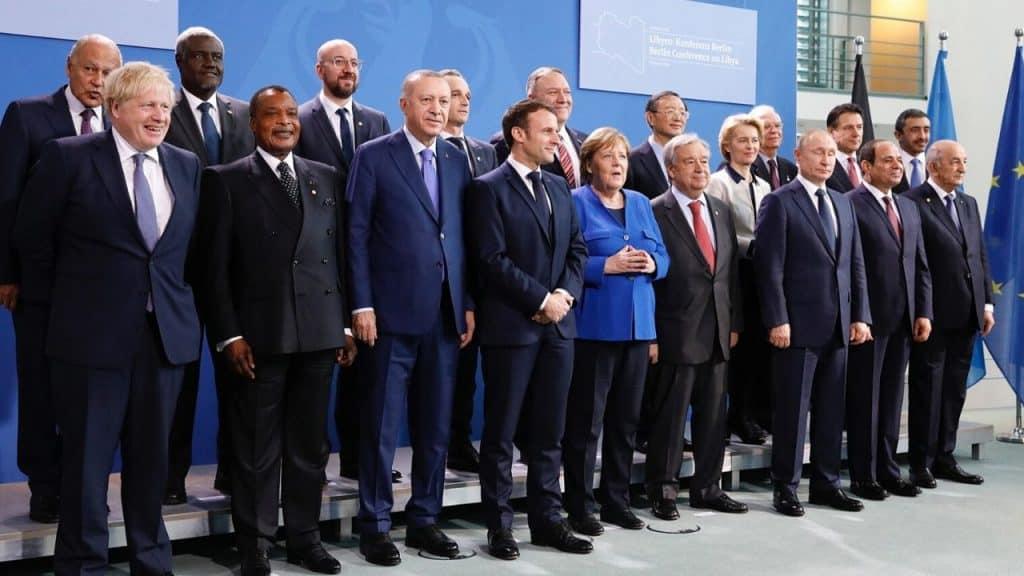 """Libia, Conferenza di Berlino: la pace fragile. Conte: """"Itali"""