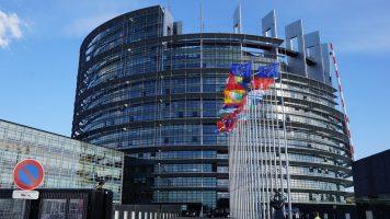 palazzo europarlamento a strasburgo