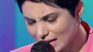 Giordana Angi canta