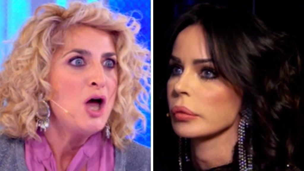 """Nina Moric alla madre di Luigi Favoloso: """"Come ti permetti?"""
