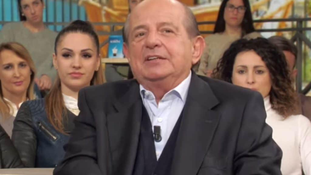 Giancarlo Magalli torna a I Fatti Vostri, le prime parole do