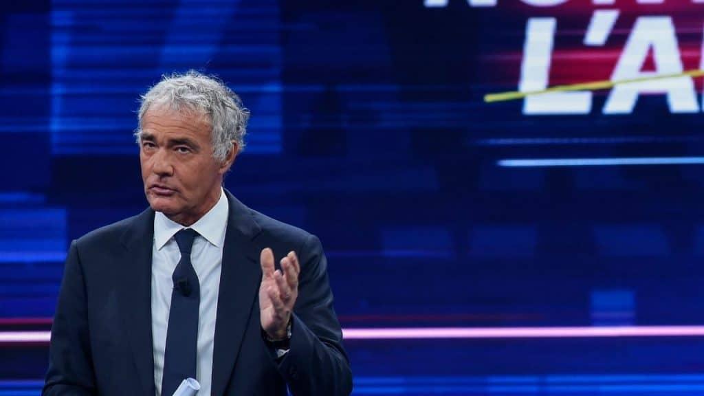 """Massimo Giletti, il ricordo del padre scomparso: """"Pianse, qu"""