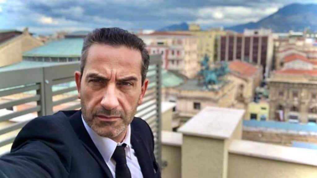 Matteo Viviani in primo piano
