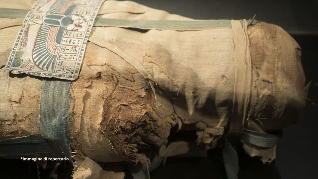 Ricreata in laboratorio la voce di una mummia vecchia di 300