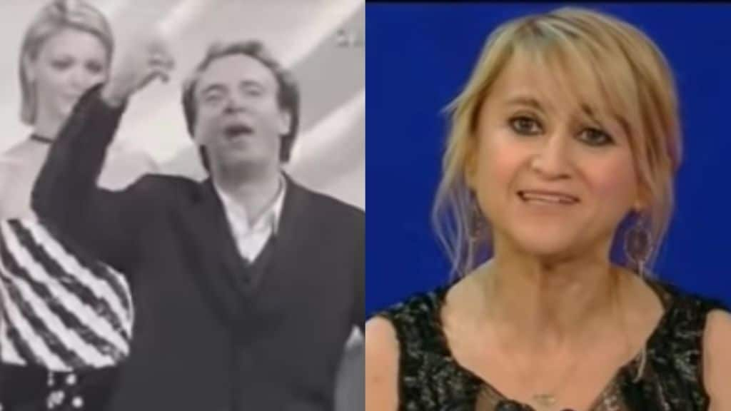Roberto Benigni e Luciana Littizzetto