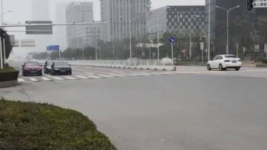 Virus Cina: l'incubo nei video di uno studente italiano bloc
