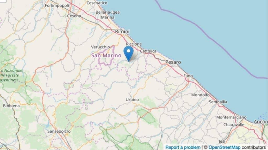 Emilia Romagna: scossa di terremoto spaventa la popolazione