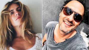 troiano pedron foto ufficiale di coppia su Instagram
