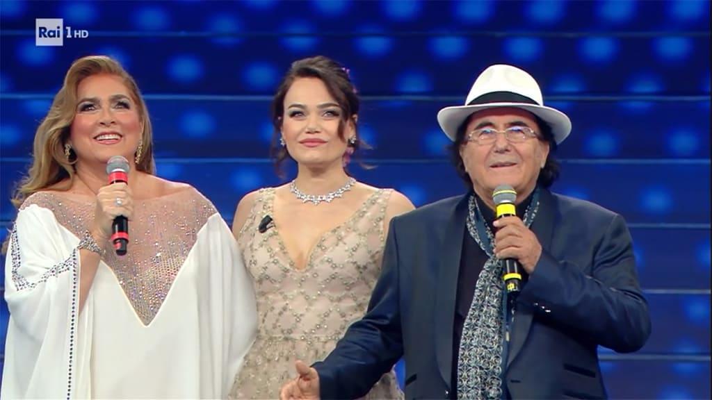 Albano; Romina e Romina Jr.