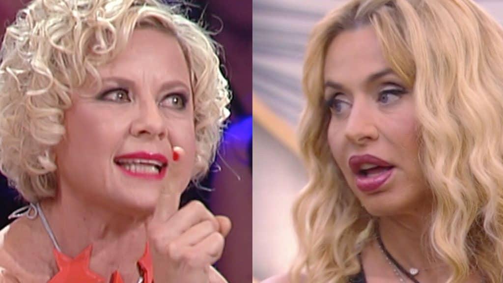 "GF Vip, lite furiosa tra Antonella Elia e Valeria Marini: ""S"