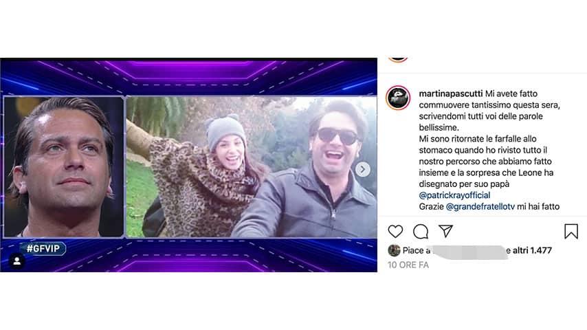 Post di Martina Pascutti su Instagram