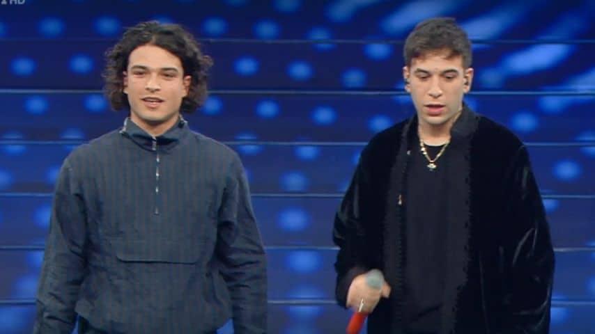 Leo Gassmann e Fasma a Sanremo 2020