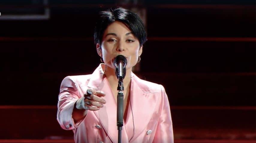 Giordana Angi canta Come mia madre