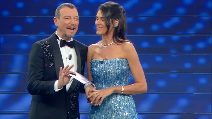 Amadeus e Francesca Sofia Novello