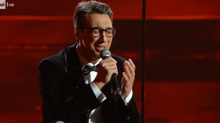 Paolo Jannacci a Sanremo 2020