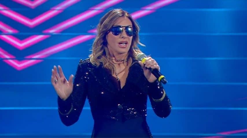 Sabrina Salerno canta Boys boys boys