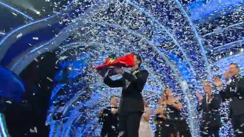Diodato trionfa a Sanremo 2020
