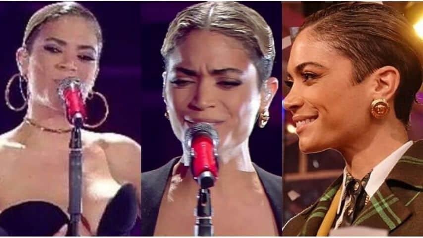 Tutti i look di Elodie a Sanremo 2020