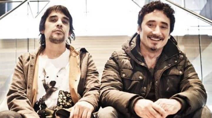 Francesco e Federico Zampaglione dei Tiromancino