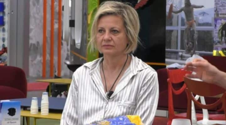 Antonella Elia al GF VIp 2020
