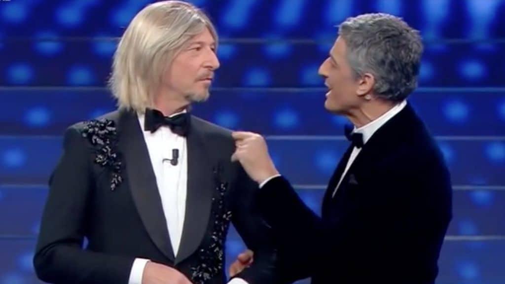 Amadeus e Fiorello