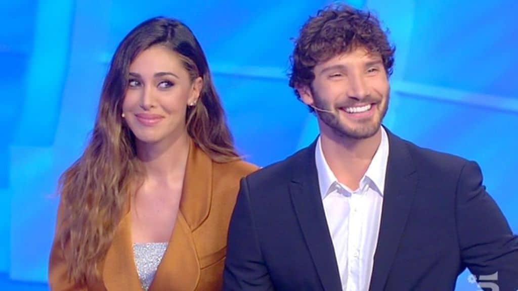 Belén Rodríguez e Stefano De Martino a C'è Posta per Te