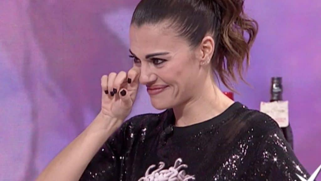 """Le lacrime di Bianca Guaccero a Detto Fatto    """"Certi amori vanno oltre la vita"""""""