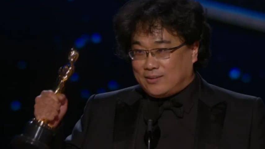 Bong Joon-ho Miglior Regista agli Oscar 2020