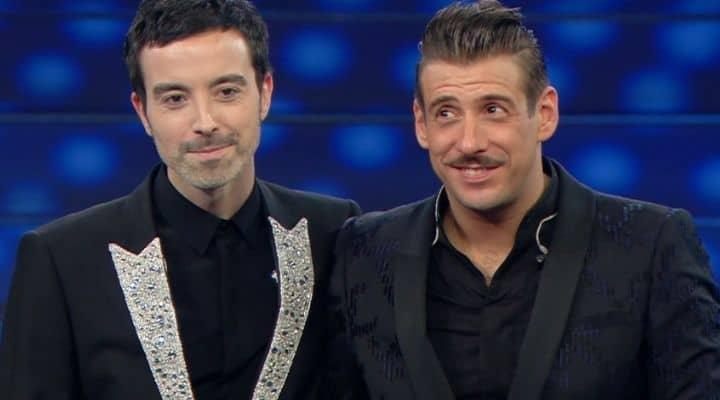 Diodato e Francesco Gabbani a Sanremo 2020
