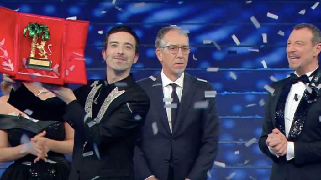 Diodato vince il Festival di Sanremo