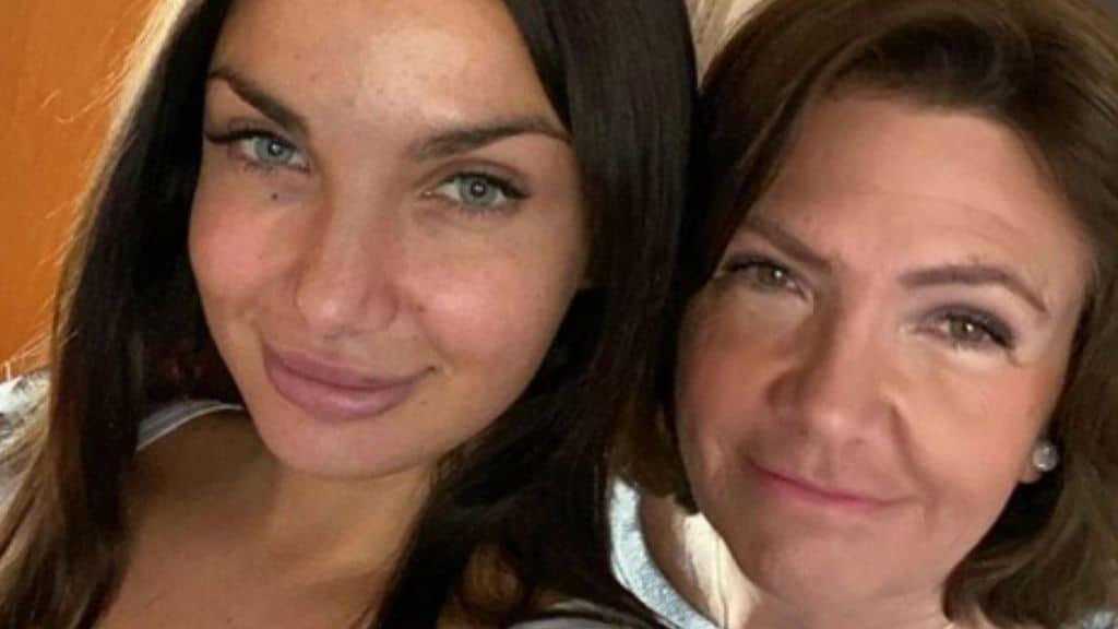 Elettra Lamborghini e mamma Luisa