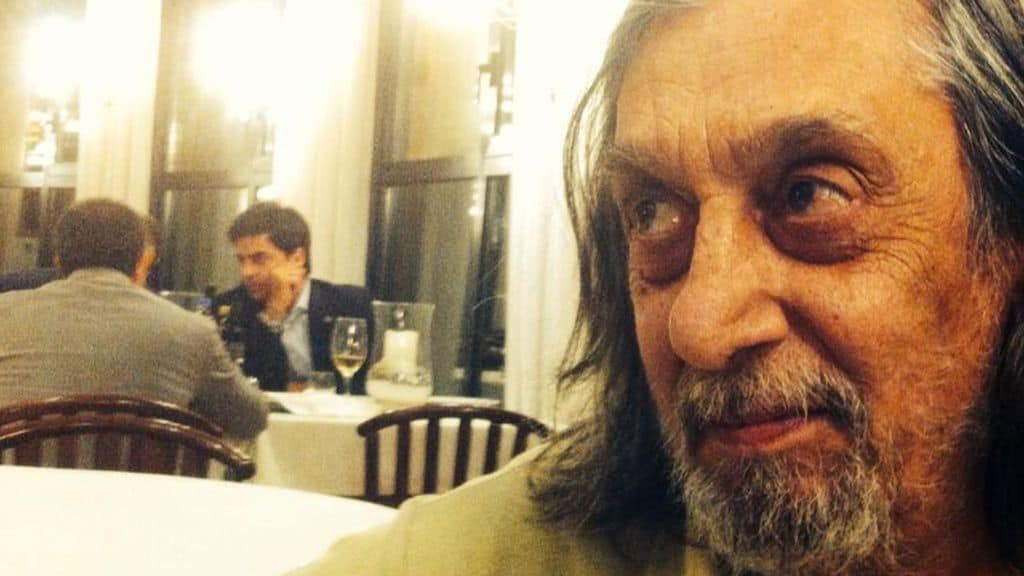 Cinema in lacrime, è morto Flavio Bucci