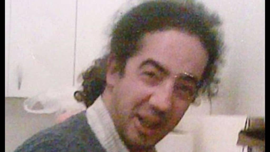 Giuseppe Uva in primo piano