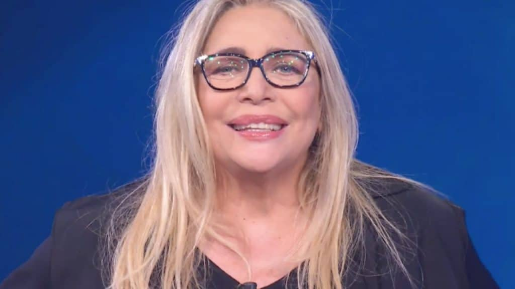 Mara Venier e il sogno di risposare il suo Nicola Carraro